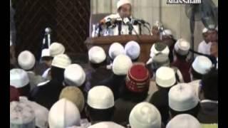 Hukum Baca TAHIYAT Laju Ustaz Azhar Idrus