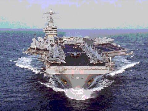 US vs Russia - War in Syria