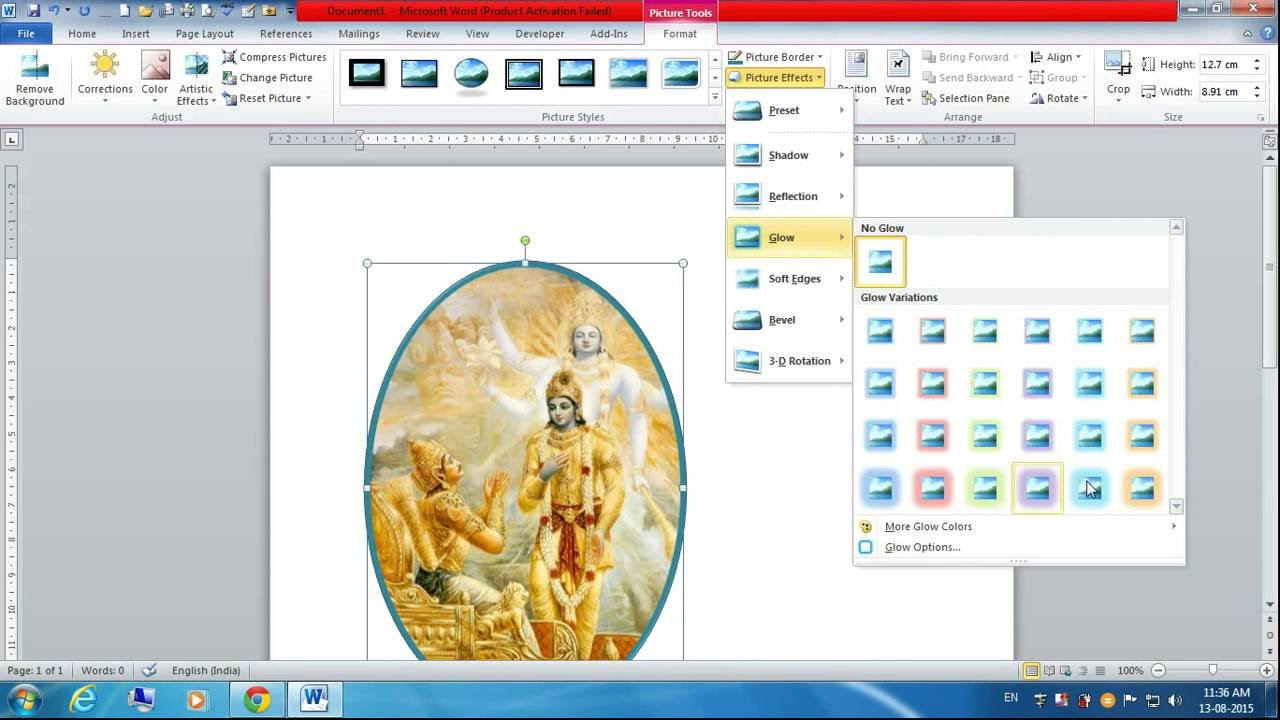 how to save a pdf page as a picture