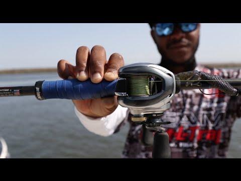 Mark Daniels Jr. Unveils His New Line of Kistler Rods