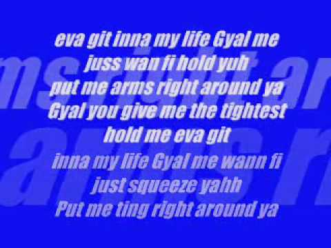Gyptian - Hold Yuh Lyrics
