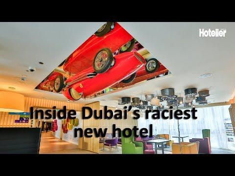 New Opening: Inside Dubai's raciest new hotel