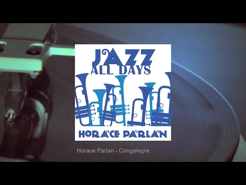 Jazz All Days: Horace Parlan