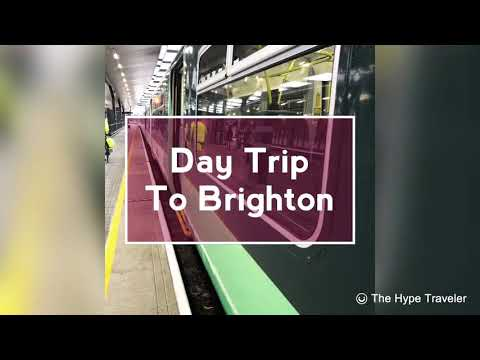 Day-Trip To Brighton (Travel Guide)