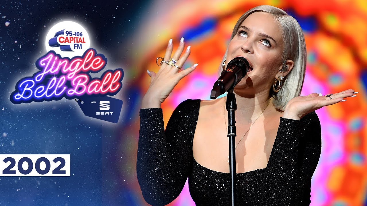 Download Anne-Marie - 2002 (Live at Capital's Jingle Bell Ball 2019)   Capital