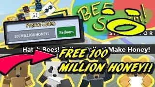 LIBRE INSENSÉMENT OP CODE?? (Roblox Bee Swarm Simulator