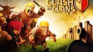 Clash Of Clans/FARMING/gigantes/sanadora/montapuercos!!!!!