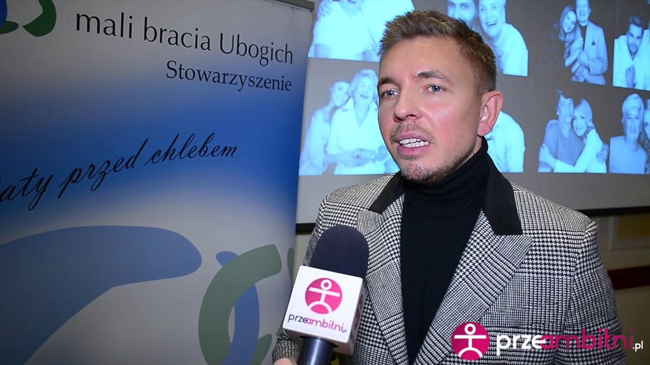 Łukasz Jemioł doradza co zrobić, aby w wigilie starsze osoby nie były same | przeAmbitni.pl