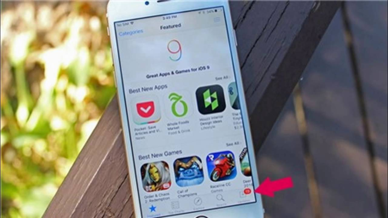 Khắc phục lỗi iPhone không thể kết nối máy chủ Appstore