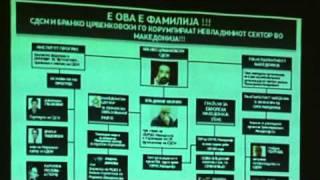 Прес на Александар Бичиклиски (25.11.2010) Video