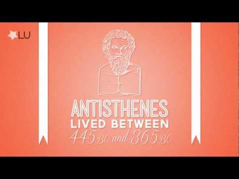 Episode 5 - Antisthenes