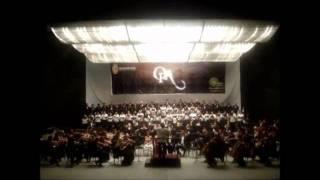 Novena sinfonia Beethoven Filarmonica Acapulco 2/2