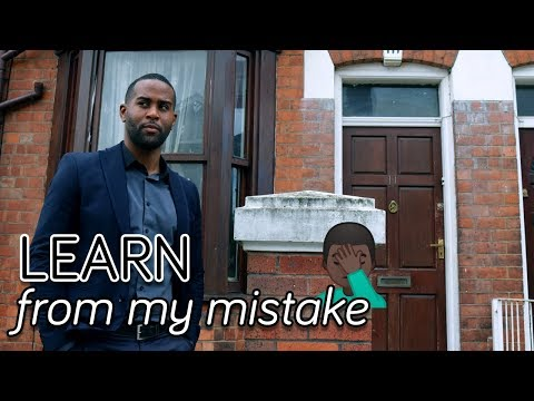 My Biggest Marketing Error as a Lettings Agent | #Antuition | 005
