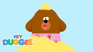 Il Distintivo del castello di sabbia - Hey Duggee Italiano