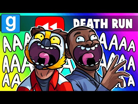 Gmod Death Run Funny Moments - Youtube Rewind 2018 Map! (That's hot)