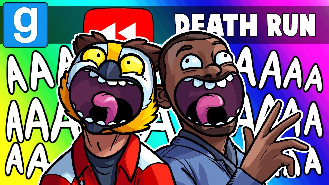 Download Gmod Death Run Funny Moments - Youtube Rewind 2018 Map! (That's hot)