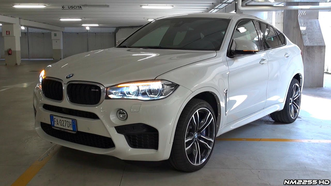2016 Bmw X6m F86 4 4 Twin Turbo V8 Full Walkaround
