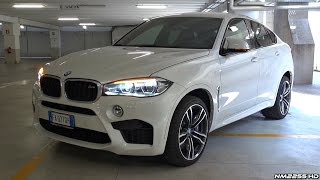 2016 BMW X6M F86 4.4 Twin-Turbo V8 -  Full Walkaround, Start Up, Engine Sound