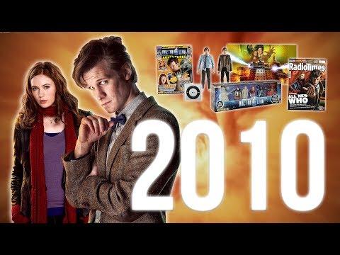 10 Years a Doctor Who Fan: 2010