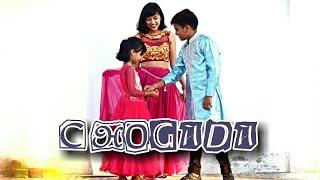 CHOGADA TARA | Loveratri | Darshan Raval , Asees Kaur | Priency Aich | DANCE