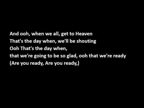 Are You Ready? Jason Champion LYRICS