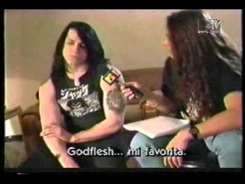 Glenn Danzig MTV Headbangers Alfredo Lewin Interview