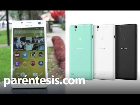 Sony Xperia C4 y su cámara para selfies con flash, review en español