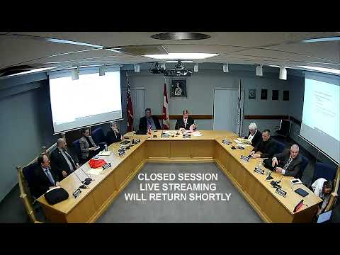 Committee Of The Whole Meeting - 10 Feb 2020