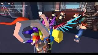 Roblox : Le Plaza 2 (Ce n'est pas encore fait)