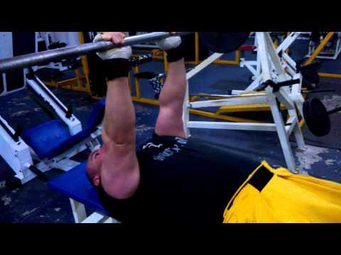 Marcelo Migliore - Triceps empuje con barra