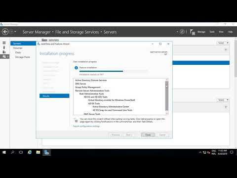 Windows Server 2016 – Full Configuration Khmer Step By Step Part1