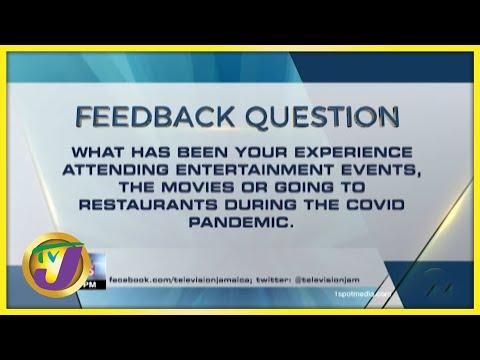 Feedback Question | TVJ News - July 26 2021