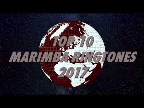 TOP 10 BEST iPHONE MARIMBA RINGTONES 2017 + download link