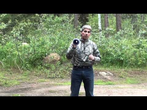 ElkNut How To: Properly Use an Elk Bugle! MTS