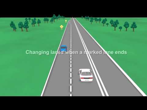 Road rules: merging
