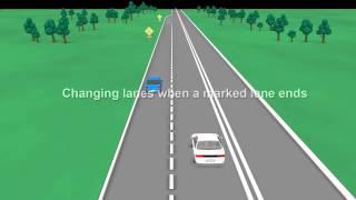 Road rules: merging thumbnail