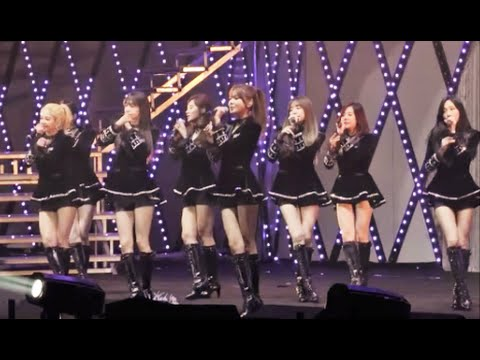 1080P [Famcam] 150104 [SNSD] / Mr.Taxi ~ Gee - Fan Party in Guangzhou