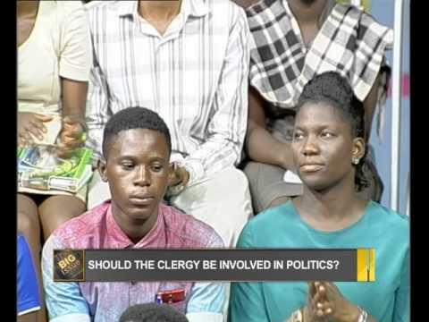 BIG ISSUE | PASTORS IN POLITICS | TVC NEWS
