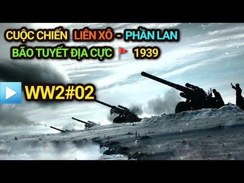 Cuộc chiến LIÊN XÔ - PHẦN LAN 1939 | Bão Tuyết vùng Địa Cực