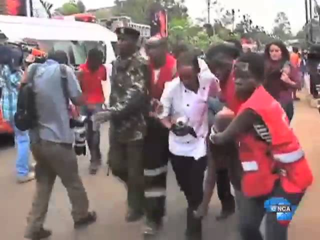 The Nairobi attacks at a glance Travel Video
