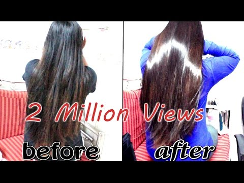 get-super-silky-&-glossy-hair-in-1-day-|-diy-hair-mask---deep-conditioner