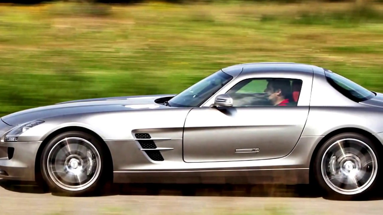 2017 Mercedes Benz Sls Amg Interior And Exterior