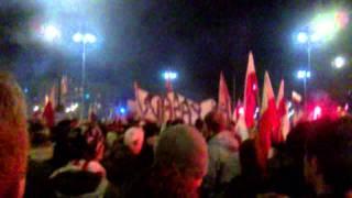 Marsz Niepodległości 2011 (relacja uczestnika)