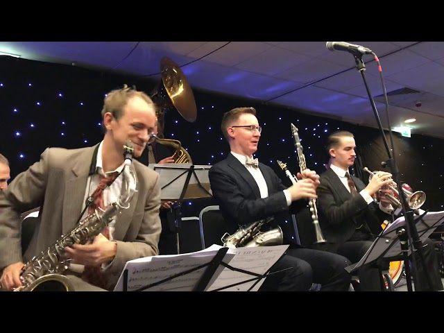 New Orleans Owls by Michael McQuaid & Band - Whitley Bay 2018