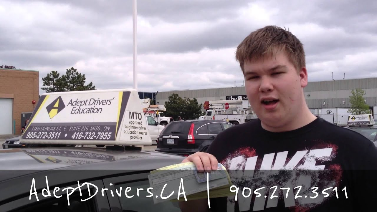 1425 Dundas St E Mississauga Very Professional Driving School In Mississauga Youtube