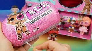 LOL Sürpriz Under Wraps Seri 4 LOL Sürpriz Yumuşak Kaplamalı LOL Bebek Nadir mi? Bidünya Oyuncak