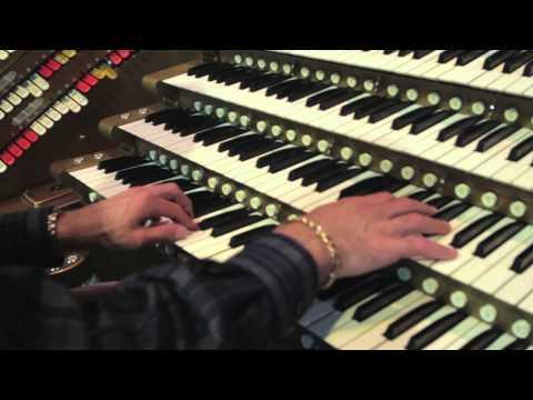 Орган. Органная музыка в Пицунде