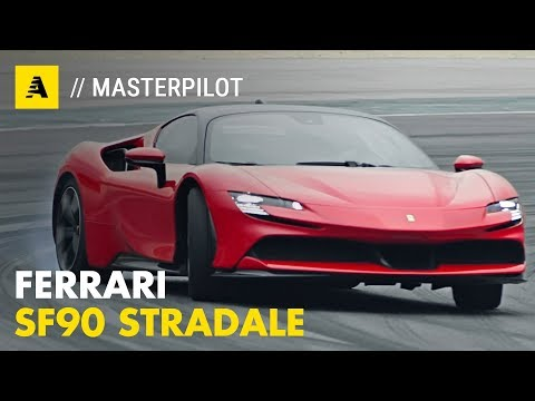 Ferrari SF90 Stradale | IBRIDA da 1.000 CV e 0-100 km/h in 2,5 secondi