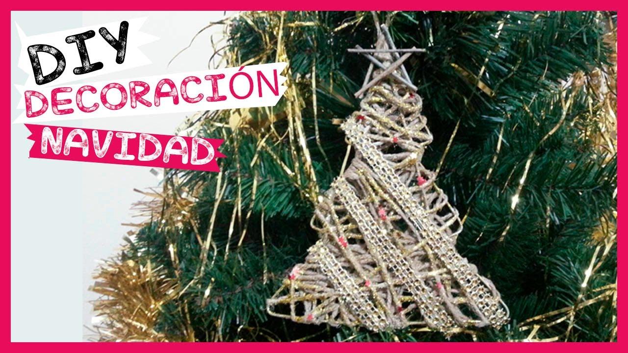 Arbol de navidad decoracion navidad manualidades de - Arbol de navidad de alambre ...