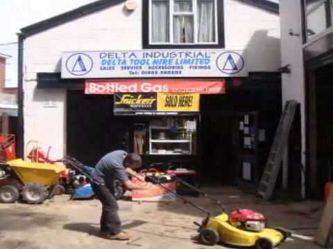 Tool & Equipment Hire Services - Delta Tool Hire Limited